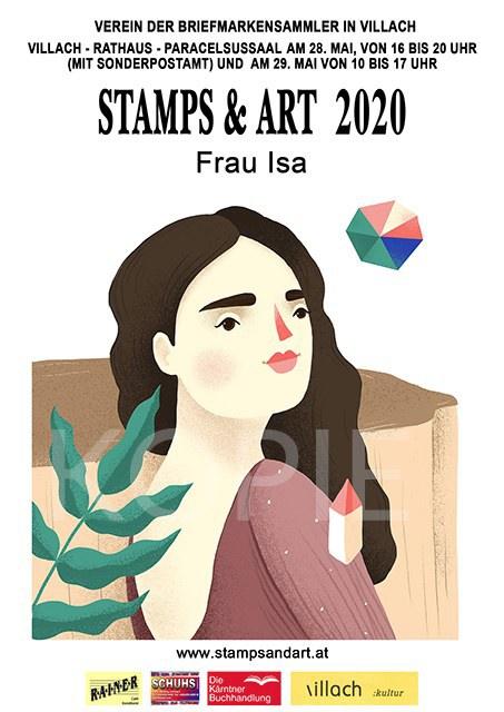Plakat s1 2020 Frau Isa
